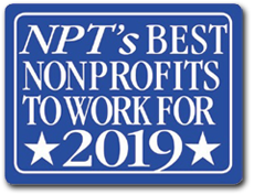 2019 Best Nonprofit to Work For
